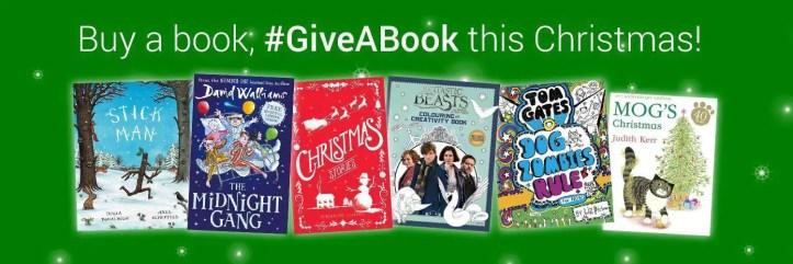 Christmas Gift Books for Kids
