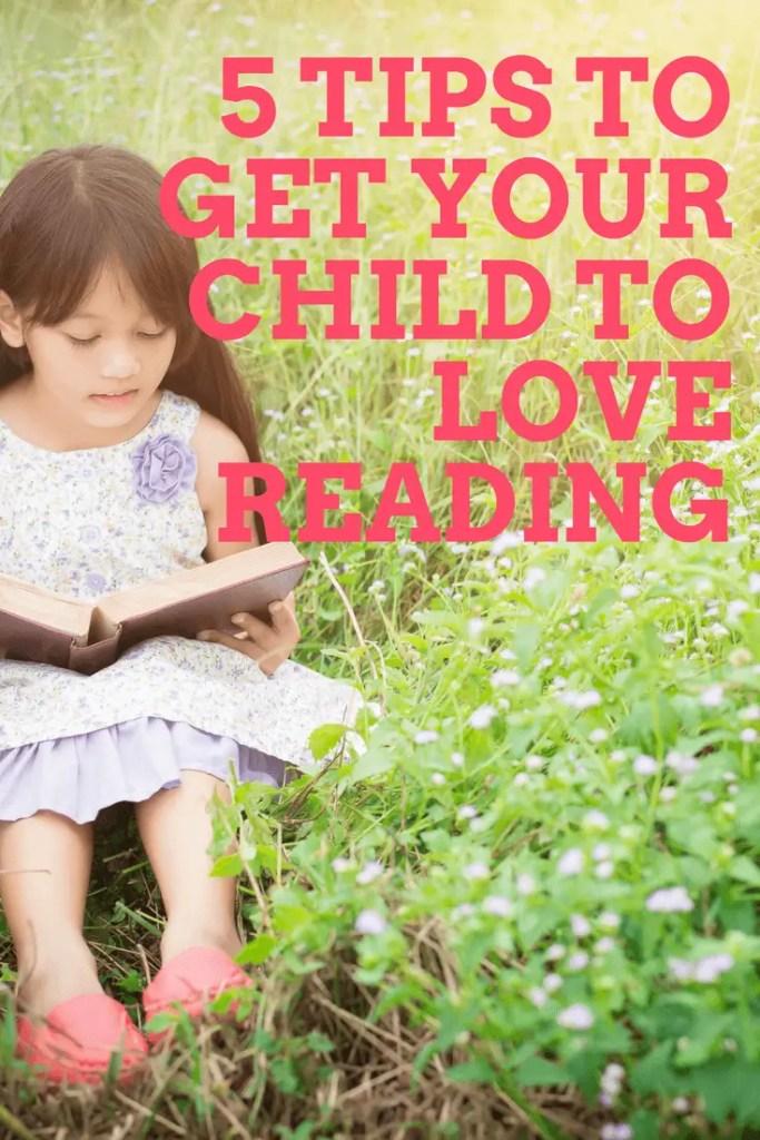 child love reading