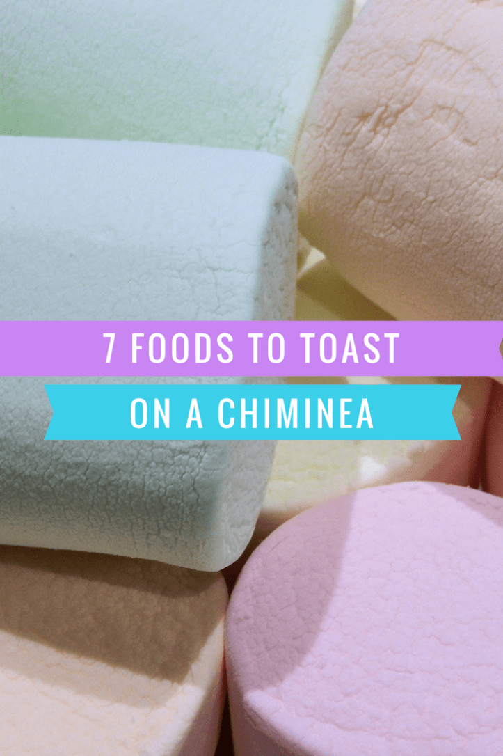 7 foods you can toast on a chiminea
