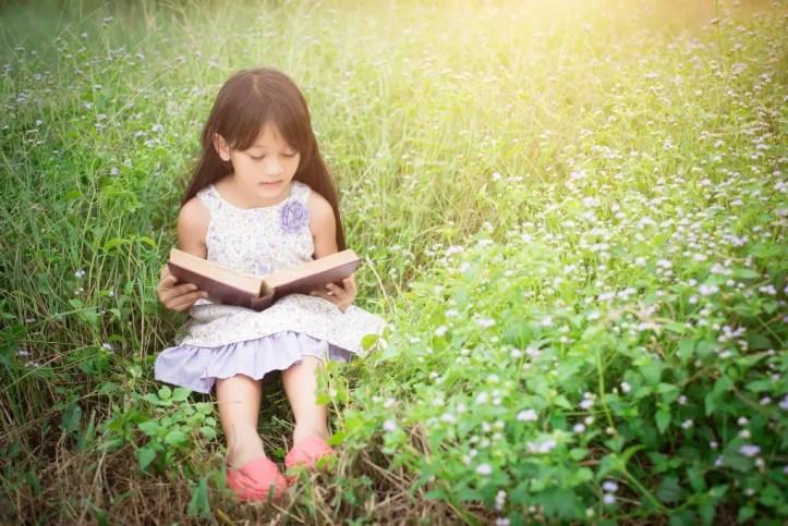 children to love reading