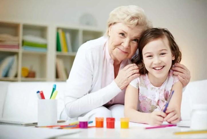 keep grandchildren busy