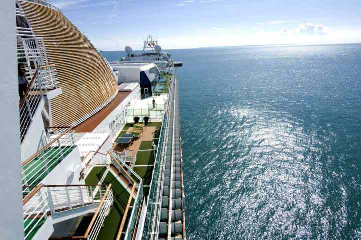cruise makes a great family holiday