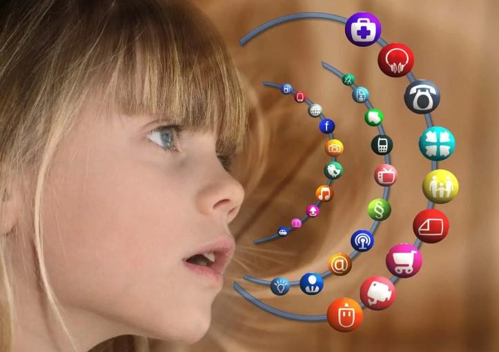 Social media and children