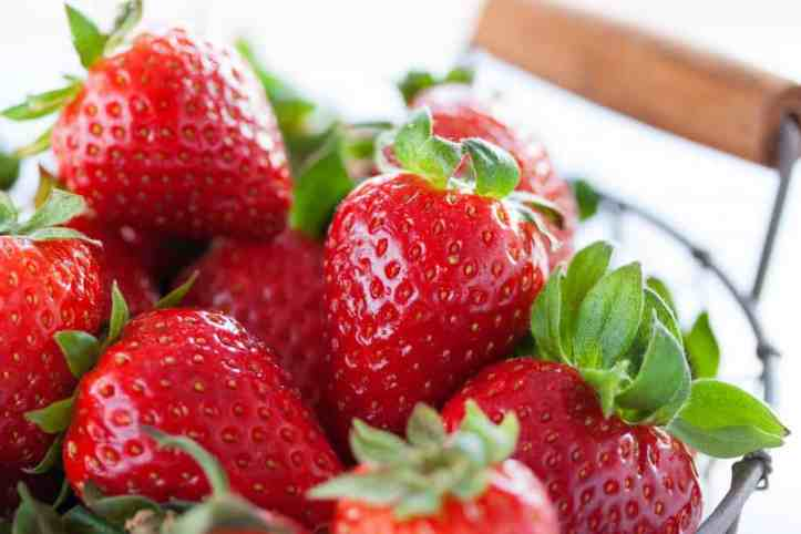 things to do with strawberries