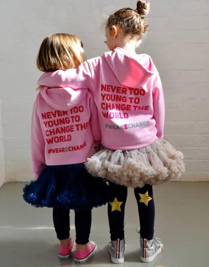 InkRocket children's clothes