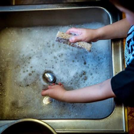 make chores fun for children