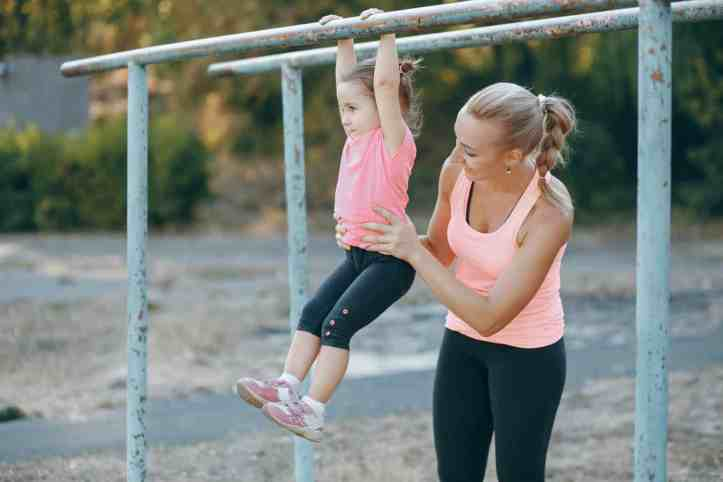 motherhood and fitness