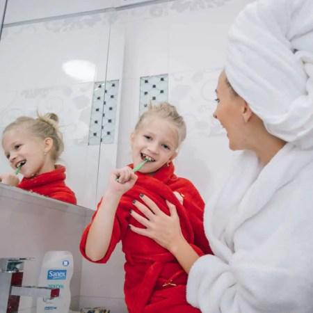 brushing teeth fun for kids