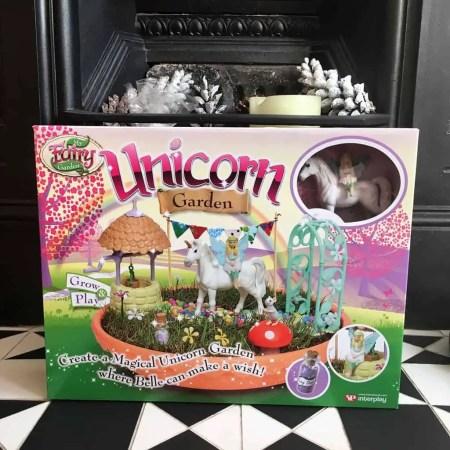 My Fairy Garden Unicorn Garden Review