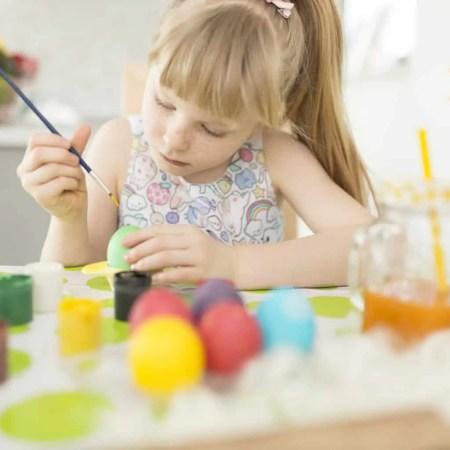 encourage creativity in children