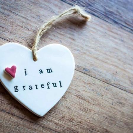 Teaching children gratitude