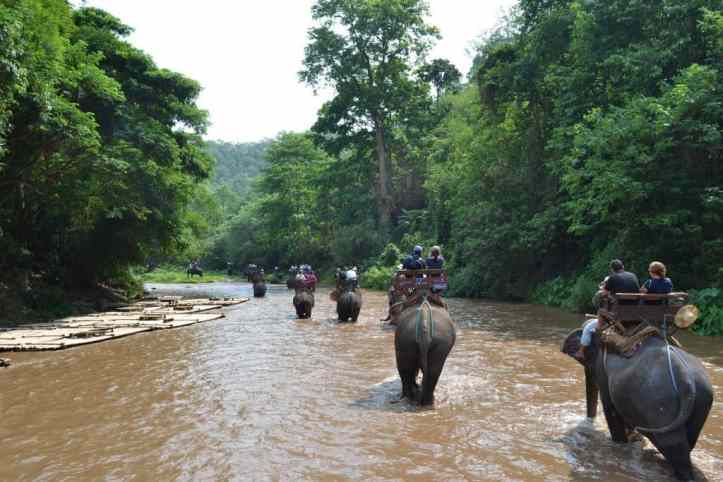 best places to visit in Thailand with a family