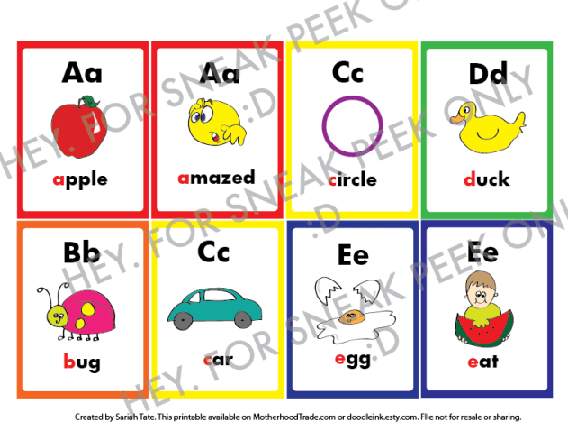 alphabet flash cards-eg-16