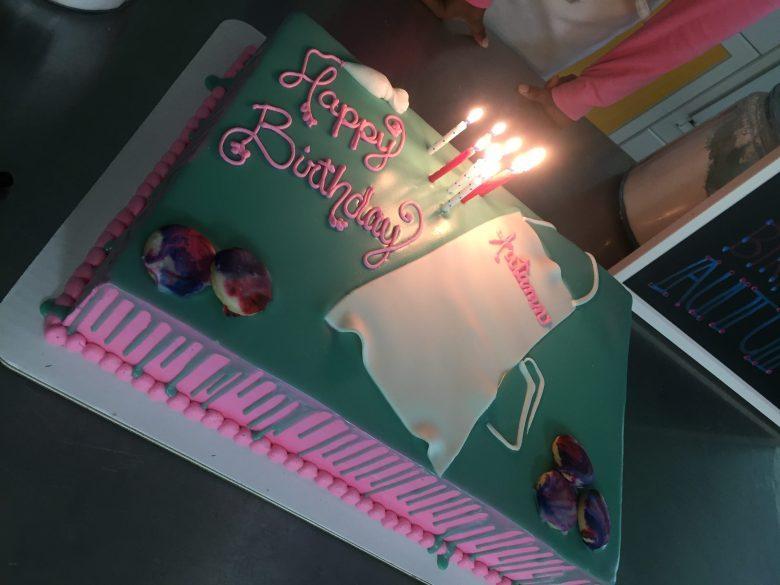 Chef Themed Kid's Birthday Cake