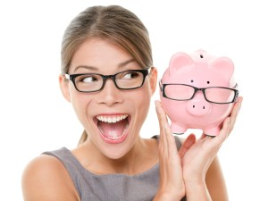 Piggy Bank for Your Doula Fund