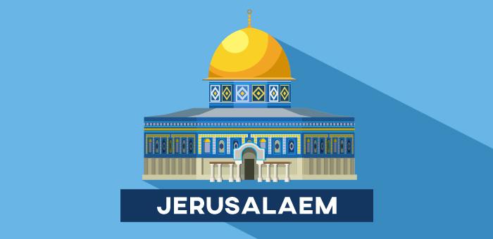 예루살렘 어머니, 하갈과 사라의 비유