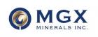 CSE:XMG, MGX Minerals, lithium,