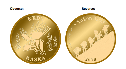 Golden Predator Coin, V.GPY