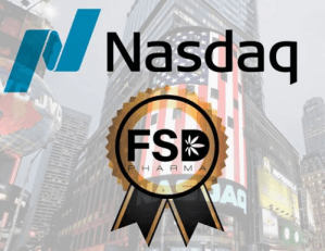 C.HUGE, FSD Pharma, cannabis, Nasdaq