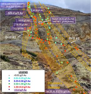 V.SB, Stratabound Minerals, gold, Yukon