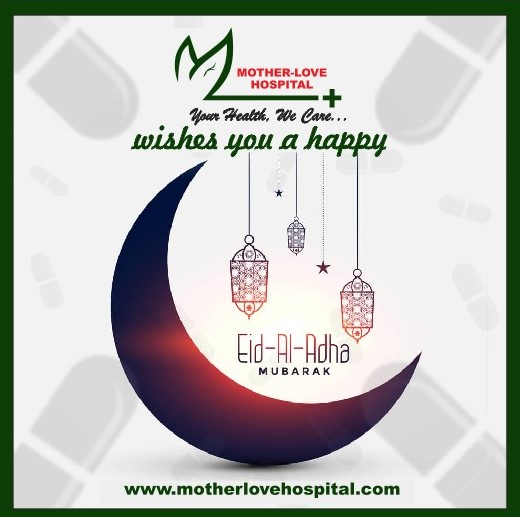 Happy Eid-Al-Adha To All Muslim