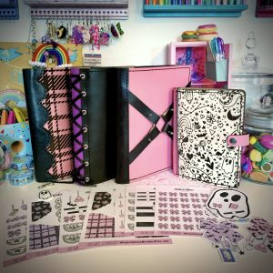 The Pastel Goth Collection with Magical Plans Studio