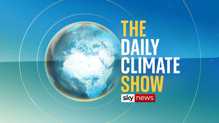 The Daily Climate Show will launch on 7 April