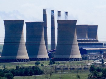 africa power plant