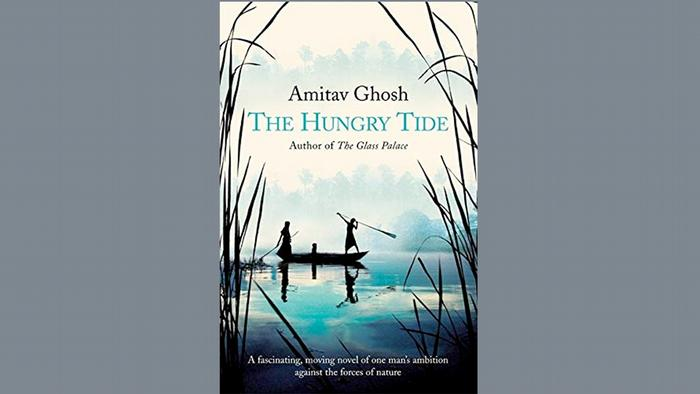Book cover of The Hungry Tide by Amitav Ghosh