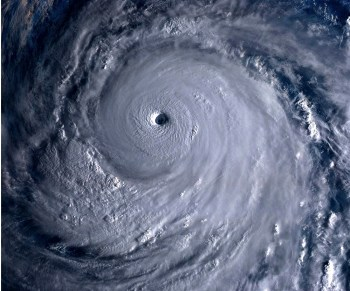 Western Pacific cyclone energy