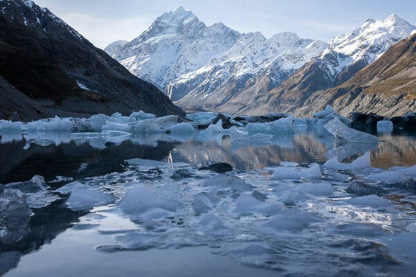 Mount Cook National Park in New Zealand last year. A new ranking determined that the country was the best positioned to carry on when or if others fall apart.