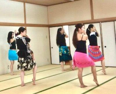 o0327026414221838138 - 【新小岩】子連れでできるタヒチアンダンス☆
