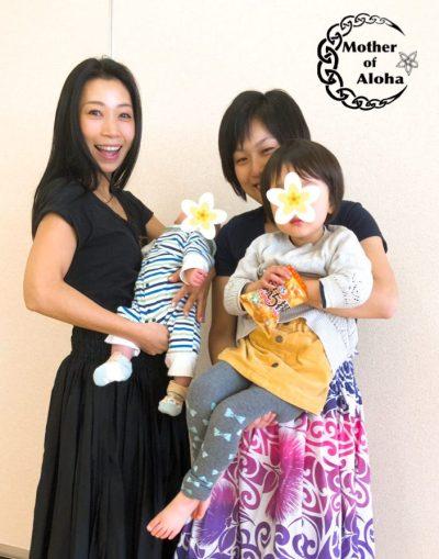 o0703089514336092027 - 踊り初め☆2019年ママフラサークルMother of Aloha