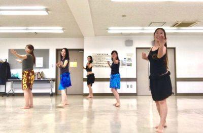 o0613040414365931958 - ママのためのタヒチアンダンス☆踊る楽しさ実感クラス♪