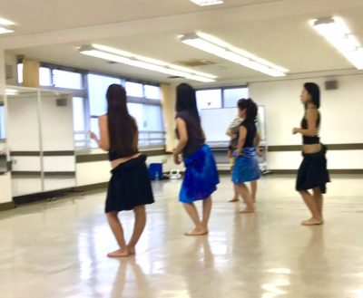 o0889073314365931964 - ママのためのタヒチアンダンス☆踊る楽しさ実感クラス♪