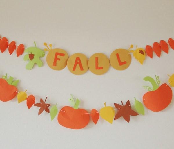 We Love Fall!