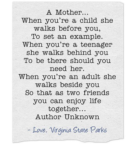 Mothers Day Poems photo