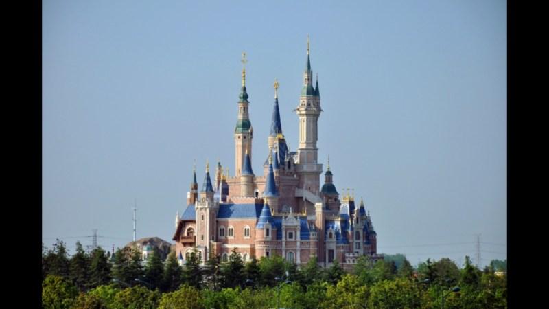 Schloss Disney Shanghai