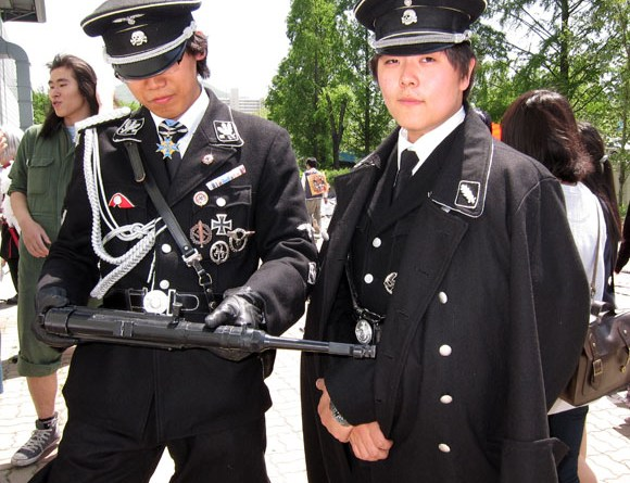 Nazi Cosplay in Ostasien