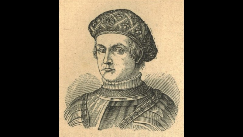 Friedrich II_Eisenzahn
