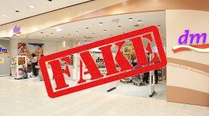 DM Fake in China