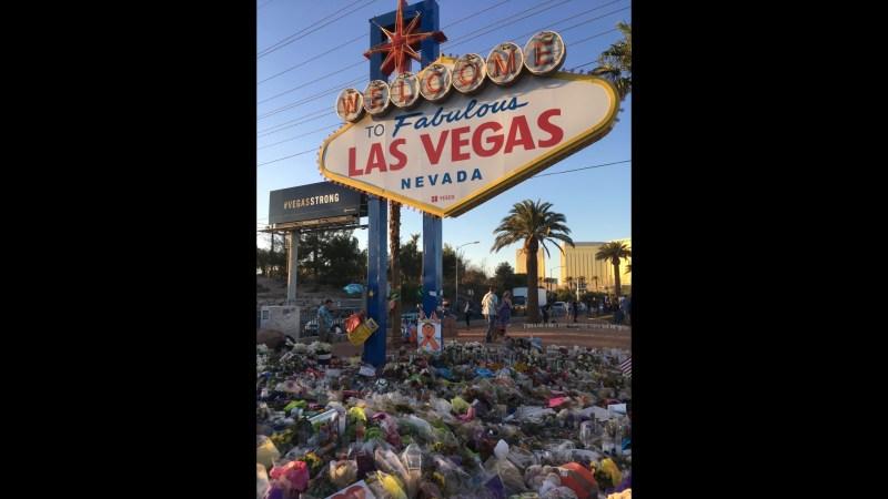 Das Las Vegas Attentat forderte 58 Menschenleben.
