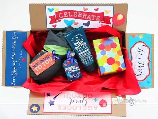 Birthday Gift For Husband Ideas. SO MANY great ideas