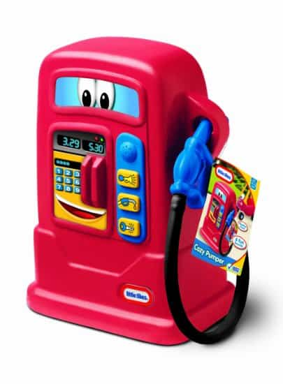 cozy coupe gas pump