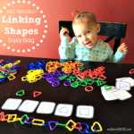 linking shapes free printable