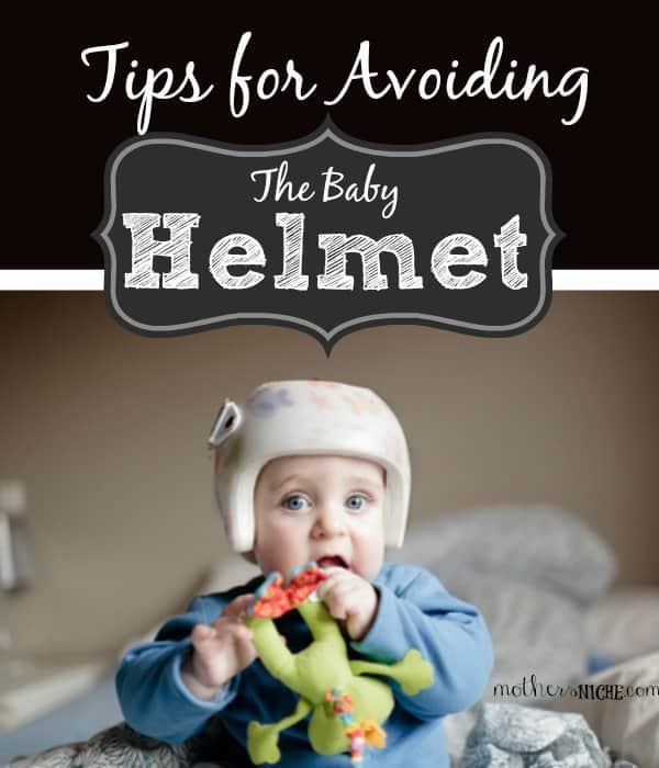 Plagiocephaly Tips For Avoiding The Baby Helmet