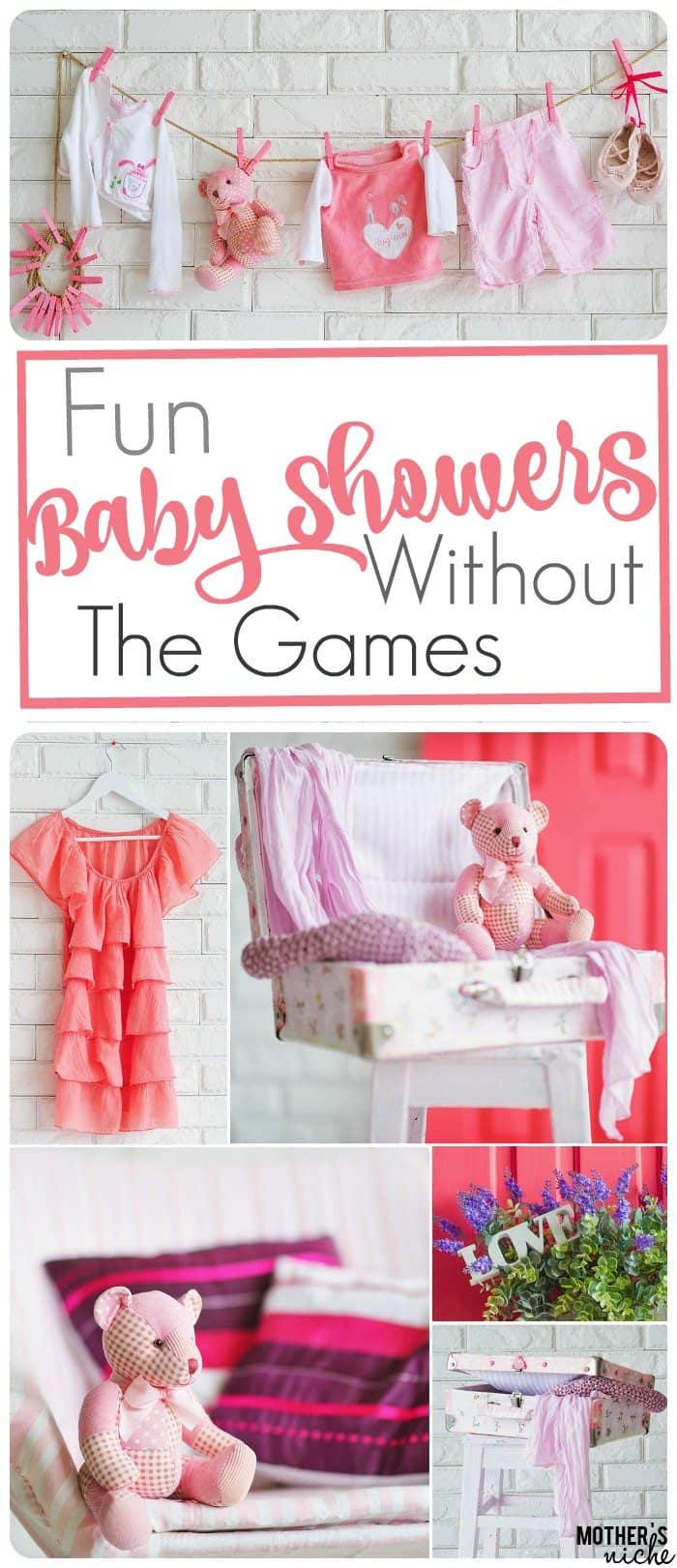 All Sorts Of Fun Baby Shower Ideas That Donu0027t Involve Playing Games