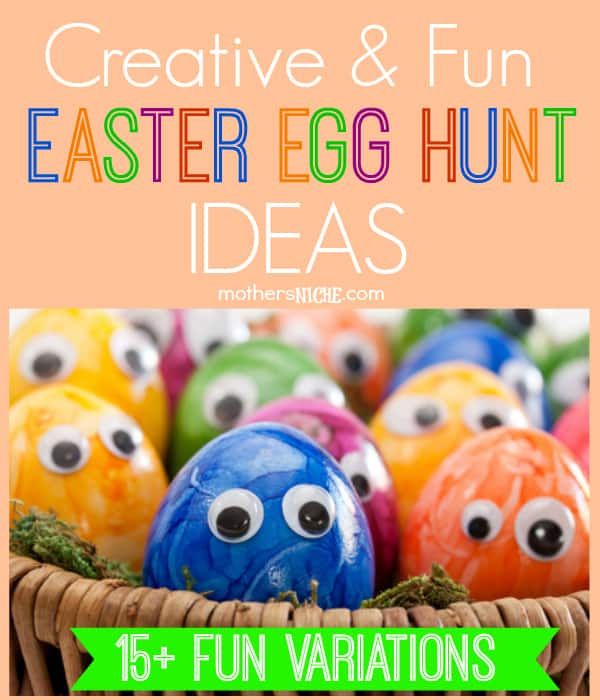 Easter Egg Hunt Ideas: I love the bunny tracks!