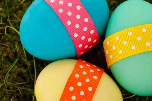 Creative ideas for Easter Egg Hunts
