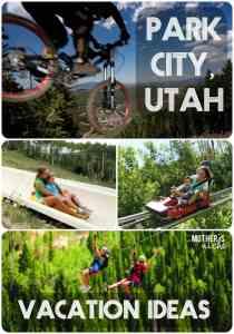 Park City Vacation Ideas {Utah Travel Series}